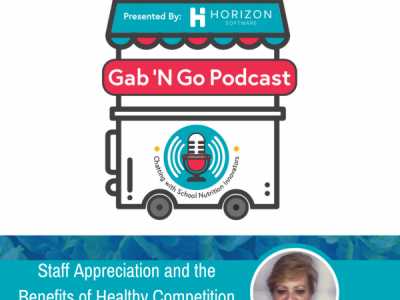 Episode 11 – Staff Appreciation and the Benefits of Healthy Competition