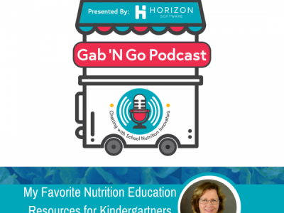 Episode 4 – Nutrition Education Resources for Kindergartners
