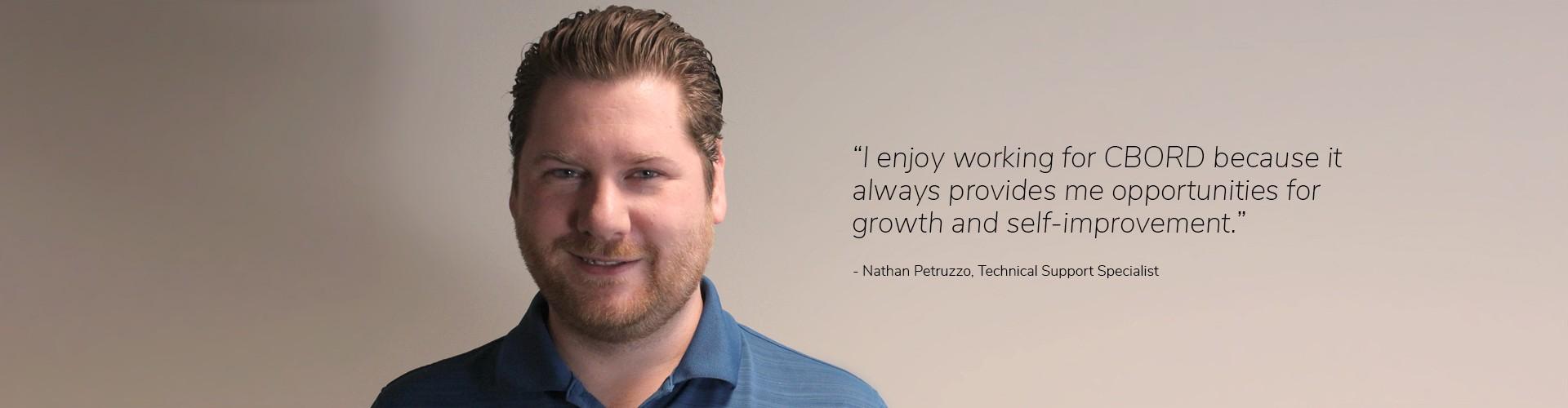Nathan Petruzzo - Horizon Software Testimonial