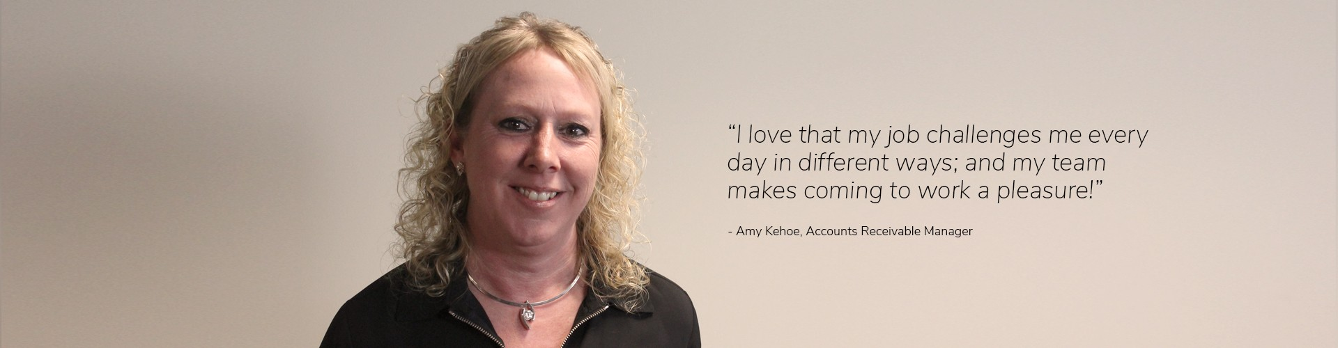 Amy Kehoe - Horizon Software Testimonial