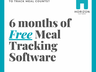 Six Months Free Meal Tracking Software
