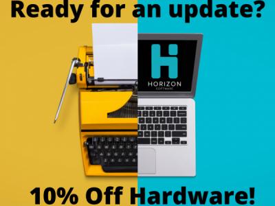 10% Off Hardware!