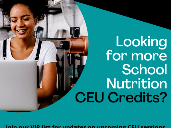 Sign Up for CEU Credit Opportunities!
